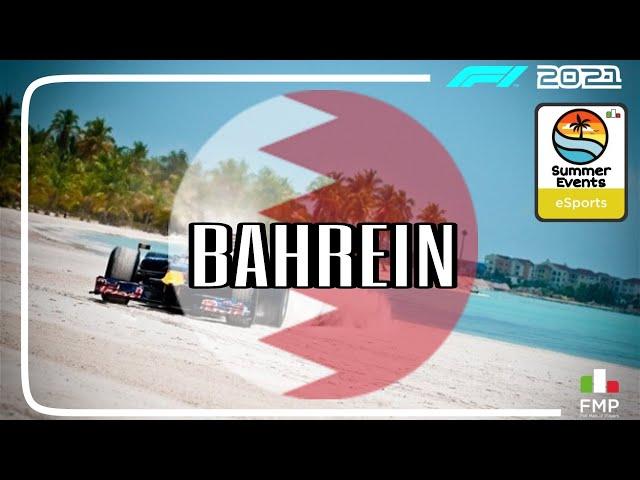 F1 2021 FMP Summer Event #1 Bahrain (Gara2)