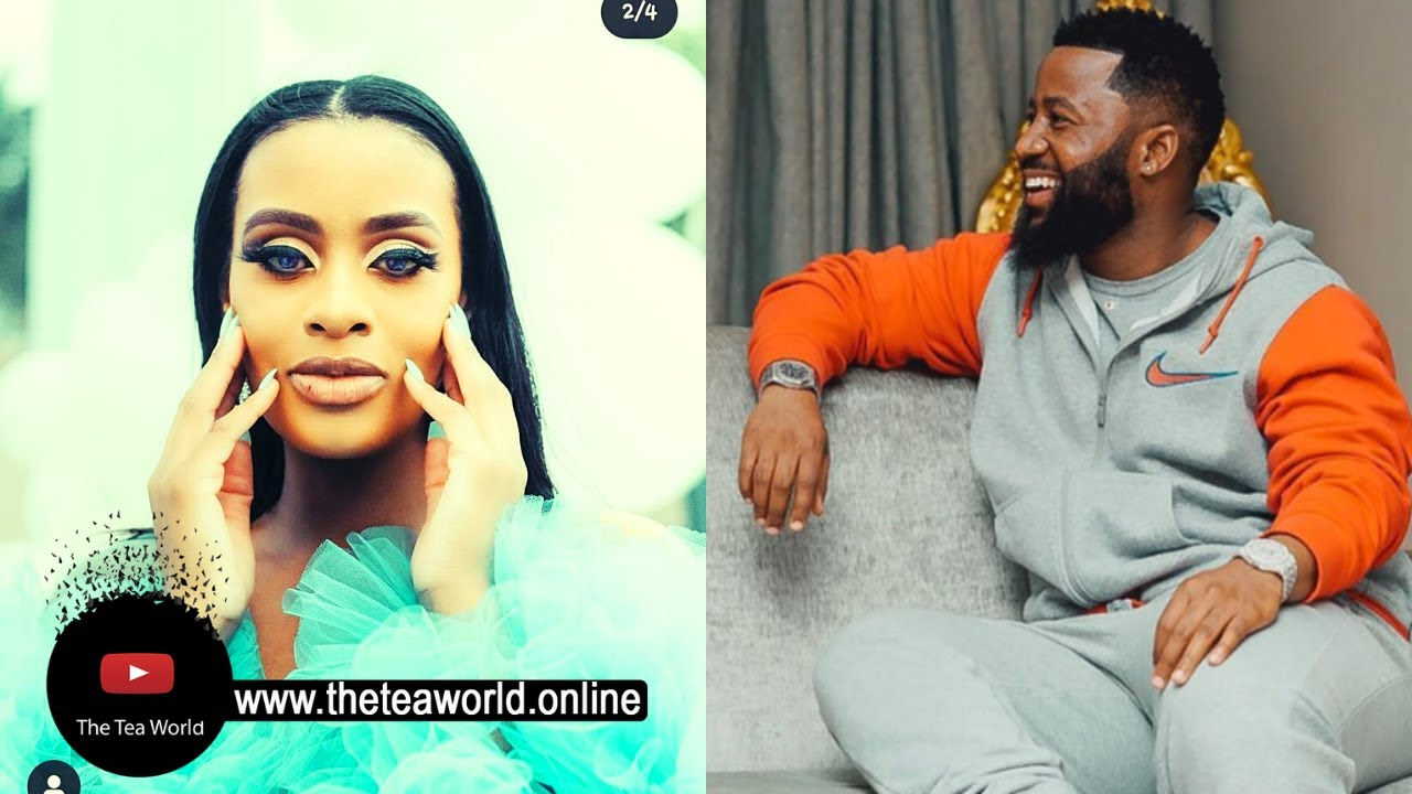 Cassper Nyovest Showers His Baby Mama Thobeka With 100 Roses Of Love South Africa S Rich And Famous