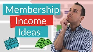 Best Membership Site Ideas For Beginners