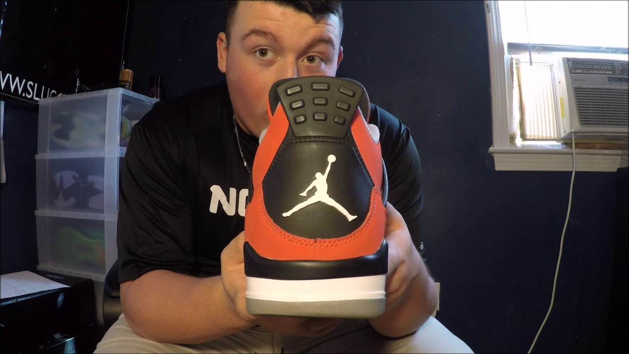 d799ce6d3794eb HOW TO TELL IF AIR JORDAN 4 (IV) ARE REAL OR FAKE! - YouTube