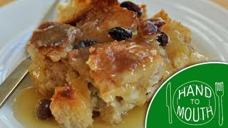 Basic Bread Pudding - Hand to Mouth