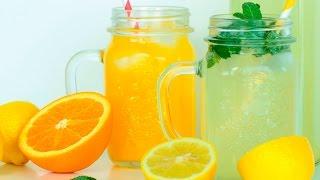 Homemade Lemonade / عصير الليمون - CookingWithAlia - Episode 390