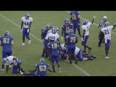 Washington-Wilkes vs Warren County HS 2018