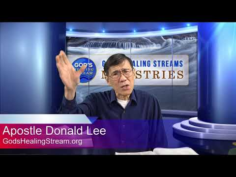 Donald Lee - The Unstoppable Anointing