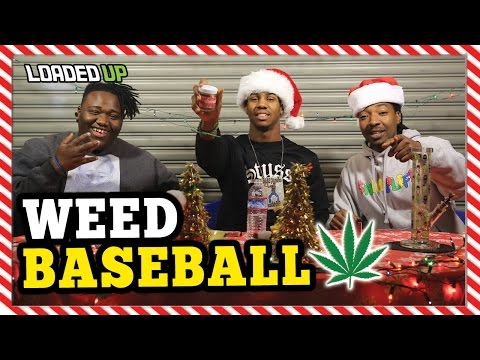 Weed Baseball Smoking Weed Game | Loaded Up