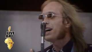 Tom Petty And The Heartbreakers - Rebels (Live Aid 1985)