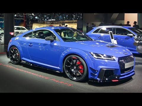 This Audi TT RS Costs €127,000!