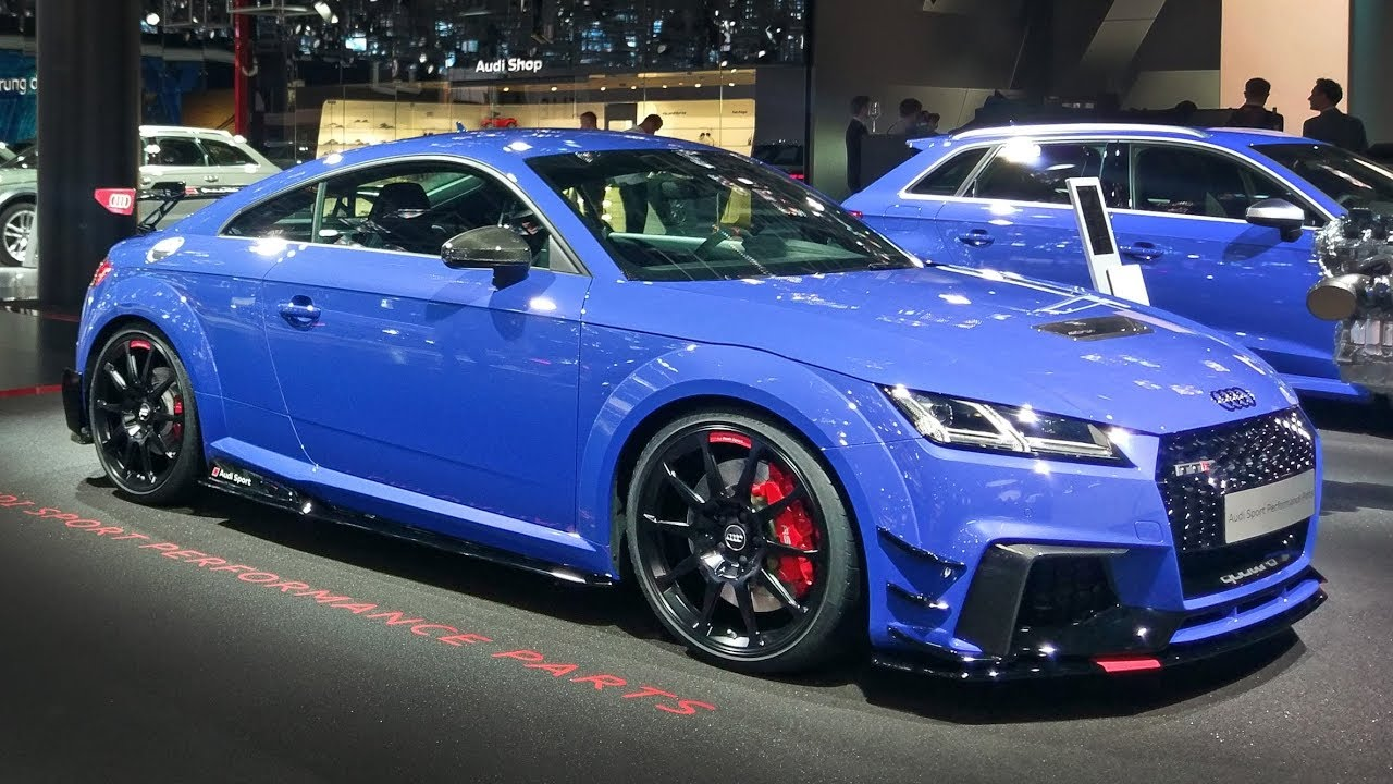 This Audi TT RS Costs €127,000! - YouTube