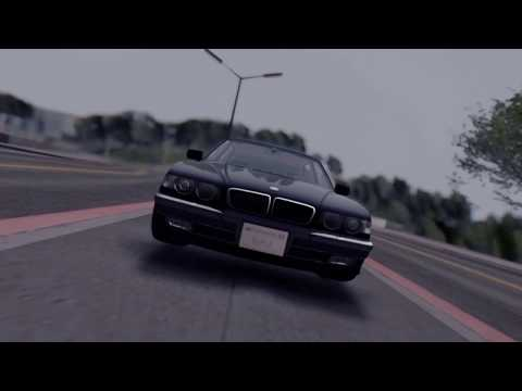 GTA San Andreas - BMW 750il E38
