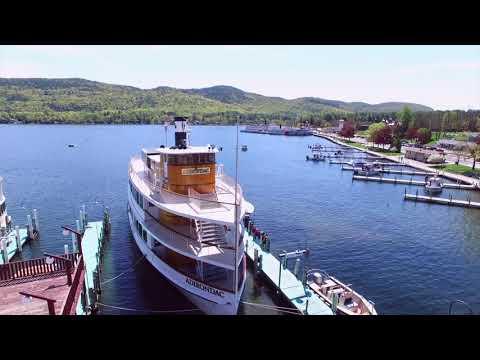 Lake George, New York, Lifestyle Video