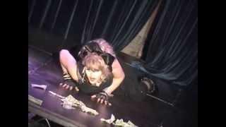 "Venus D-Lite: ""Madonna Medley"" @ Showgirls!"