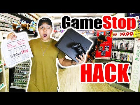HOW TO GET ANY GAME FOR FREE!! (GAMESTOP HACK)