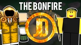 ROBLOX / The Bonfire! / Playing with Thexz!!! / Part 1