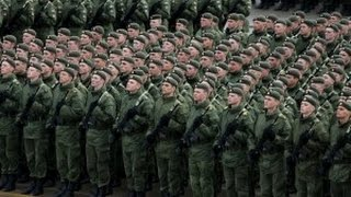 Русская армия в действии -ШОК