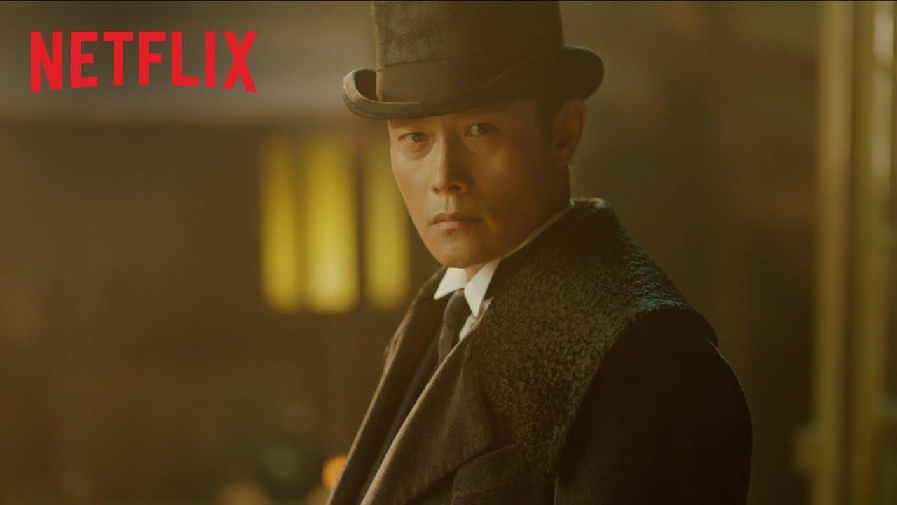 Netflix period K-drama Mr  Sunshine and Amazon Prime's