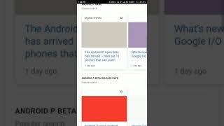 Android P beta update for Google pixel,Nokia 7 plus,Oppo,Sony Xperia,Vivo X21,Xiaomi Mi MIX 2S