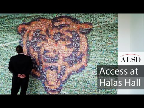 ALSD Exclusive Access at Halas Hall