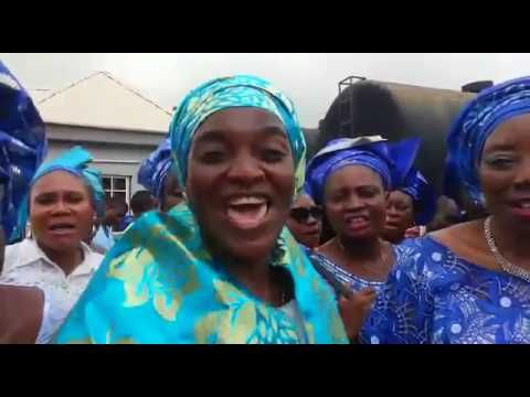 Former Nigerian First Lady Patience Jonathan Rented Supporters At The Federal High Court