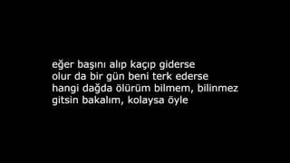 Kaan Tangöze - Bekle Dedi Gitti (Şarkı Sözleri)