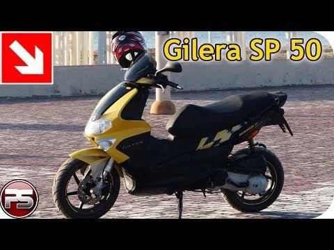 Gilera Runner SP50. Обзор об забор