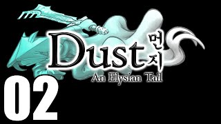 Dust An Elysian Tail Gameplay Walkthrough Part 2 Let