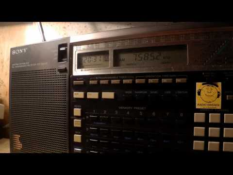 14 09 2016 North Korea Reform Radio in Korean to NEAs 2030 on new 7585 Tashkent, ex 7595
