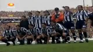 Final Invierno 2001 - Tigres Vs. Pachuca (1-1) Global (1-3) ***Futbol Retro***