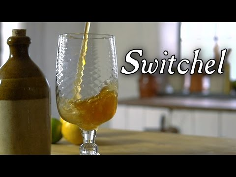 18th Century Energy Drink Switchel 18th Century Cooking S6E1