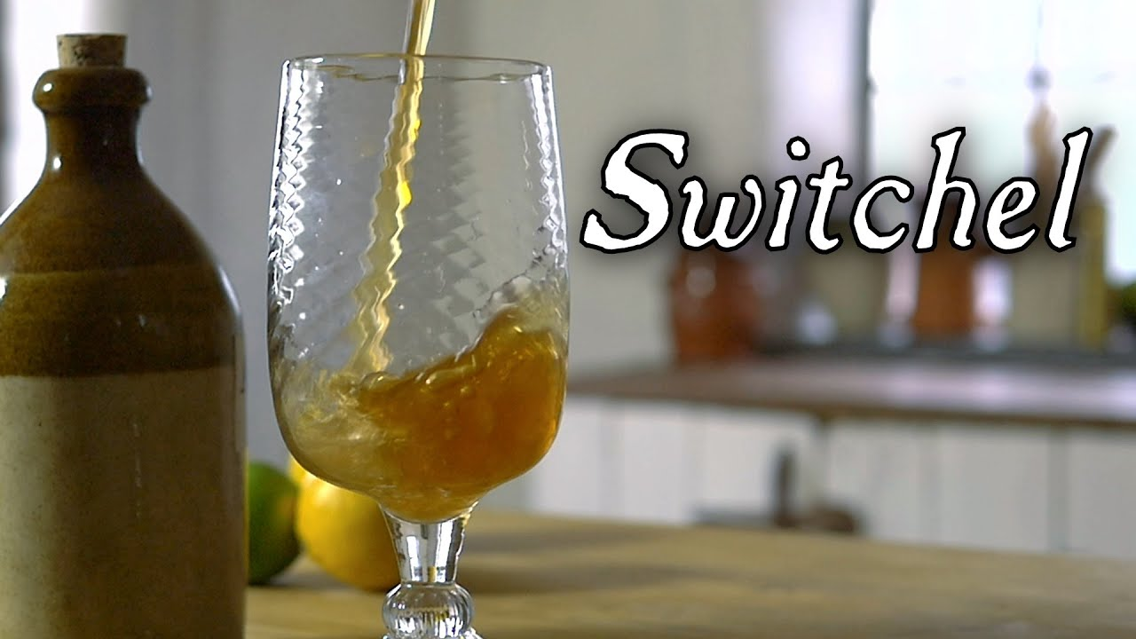 18th Century Energy Drink - Switchel 18th Century Cooking S6E1