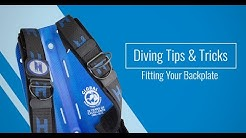 Diving Tips and Tricks: Fitting your Backplate