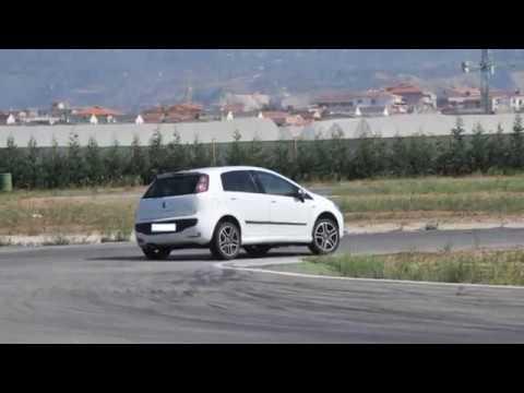 Fiat Punto Evo Sport Test Enzo T Circuito Del Sele