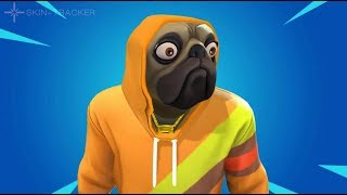 FORTNITE NEW DOGGO SKIN AND CHEW TOY HARVESTING TOOL! New Fortnite Skins!!