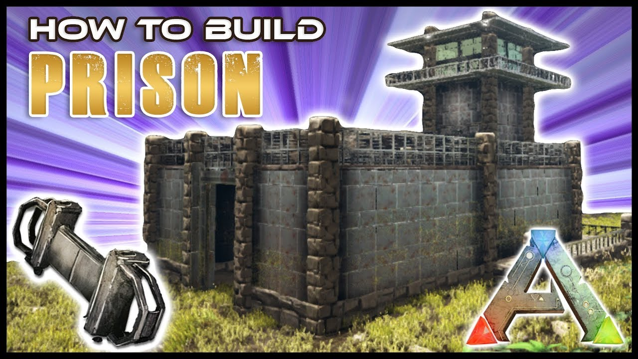 Image Result For Minecraft How To Build Prison
