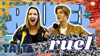 Download Interview: RUEL on his EP 'Free Time', his upcoming 17th birthday and Angry Birds.