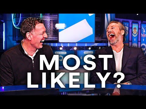 CHRIS SUTTON OWNS ROBBIE SAVAGE!! | \'MOST LIKELY\'