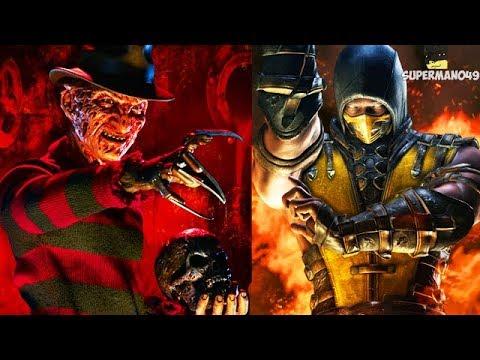 Mortal Kombat Vs DC 2 Or Horror Movie Fighting Game By Netherrealm?!