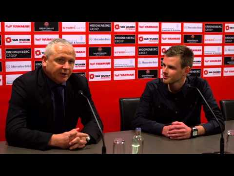 Nabeschouwing Jack de Gier Almere City FC - FC Emmen