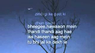 YE RAAT YE CHANDNI PHIR KAHAAN ON HARMONICA mpg