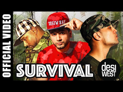 Desi West   Survival feat. Karan, Saiko & Unknown Mizery (Babylon Warchild)