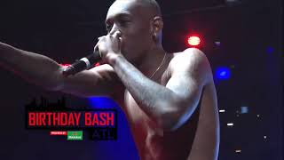 Ears Performs at Hot 107.9 Birthday Bash in Atlanta