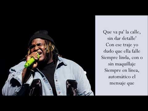 Relación – Sech – (Lyrics / Letra)