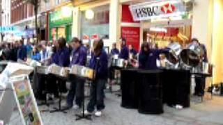 Pantonic all Starts Steel Orchestra