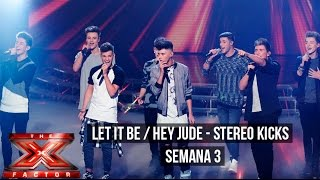 Stereo Kicks - Let It Be/Hey Jude (Audio + Download)