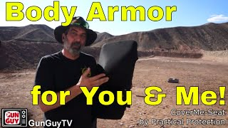 The Best Practical Body Armor for Civilians