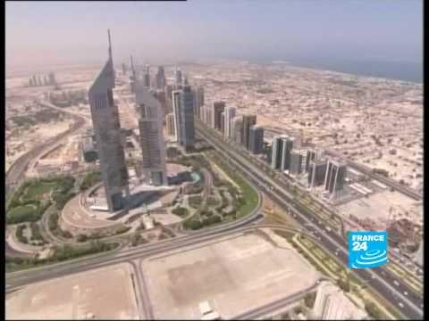 Dubai in debt shock