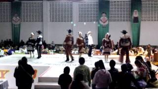 Jacala 2013 concurso de huapango