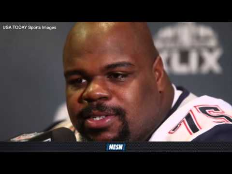 Vince Wilfork Bids Farewell To Patriots