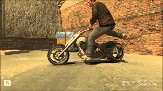 Grand Theft Auto IV - DLC - Bikes (TLAD)