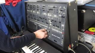 arp 2600 general test