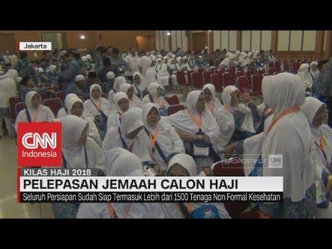 Keberangkatan Haji Kloter Pertama; Calon Haji Masuki Masa Karantina